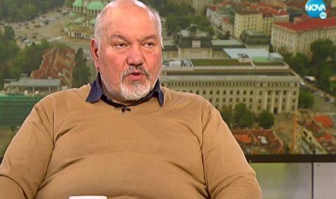 Проф. Маринов: Връщането на мандата е рискован ход на Трифонов