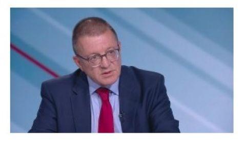 Бойко Ноев: Няма връзка между Гебрев и взривените складове в Чехия