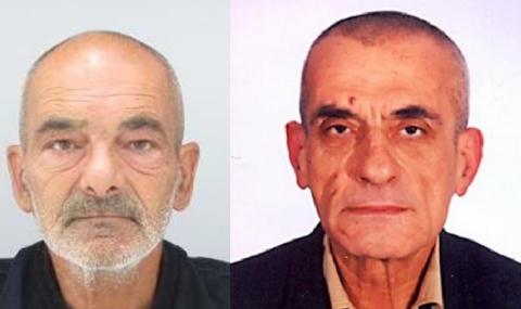 Полицията издирва двама мъже