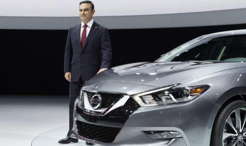 Карлос Гон: Nissan са скучна и посредствена компания - 1