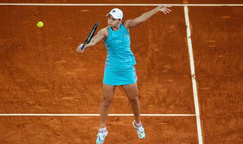 Световната №1 в тениса тръгна с победа в Мадрид