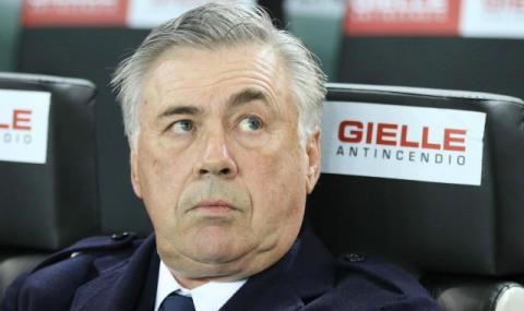 Анчелоти иска двама от Реал Мадрид в Евертън