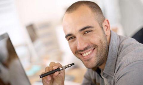 Електронните цигари не причиняват оксидативен стрес като цигарите