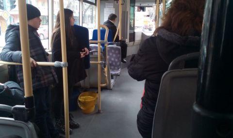 В Пловдив изключват електронно-билетната система в автобусите