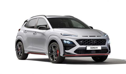 Hyundai представи най-мощнатa Коna  - 1