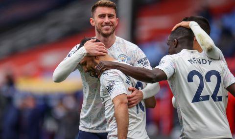 Манчестър Сити победи безпроблемно Кристъл Палас и докосва титлата в Англия