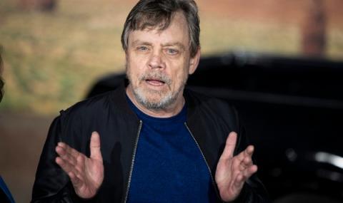 """Марк Хамил очаква различен финал за """"Междузвездни войни"""""""