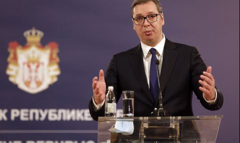 Александър Вучич на важно посещение в ЕС