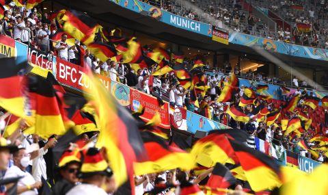 Въпреки загубата: футболната еуфория в Германия се завърна