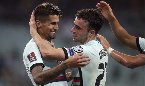 Португалия постигна класическа победа, въпреки липсата на Роналдо - 1
