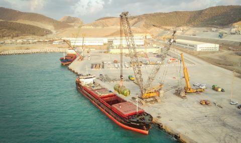 В турската АЕЦ 4 месеца по-рано доставиха важна част от турбината