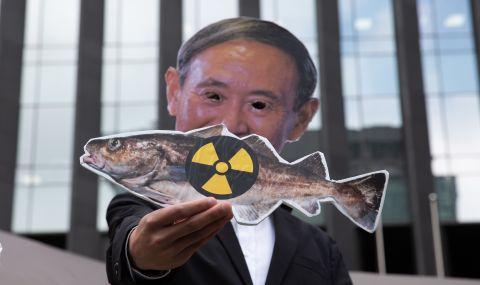 Япония ще излее в морето над 1 милион тона радиоактивна вода