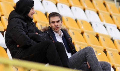 Шеф на Ботев (Пд): Поискахме отлагане на мача с Ботев (Вр), но БФС мълчи