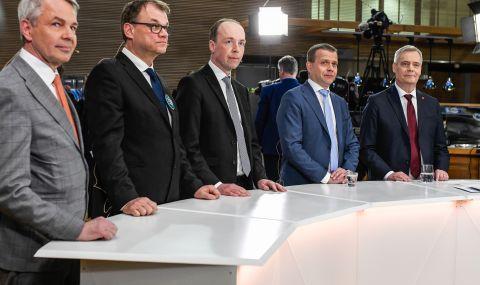 Опозицията спечели вота във Финландия