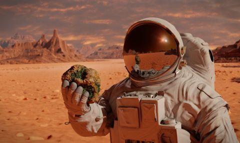 Откриха признаци на древен живот на Марс