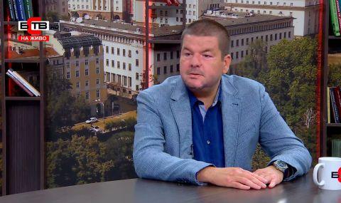 Владимир Маринов: Само БСП може да се нарича опозиция - 1