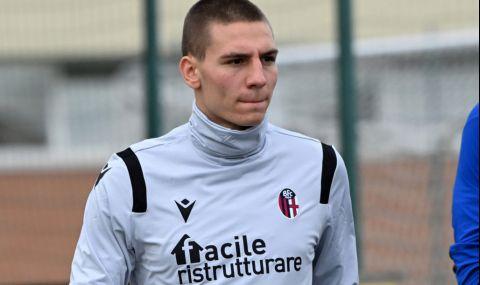 Антов отнесе сериозни критики в Италия след 0:5