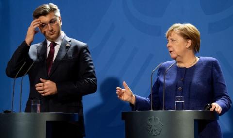 ЕС очаква напредък със Северна Македония и Албания