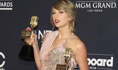 Тейлър Суифт покори върха на класацията на Billboard за албуми
