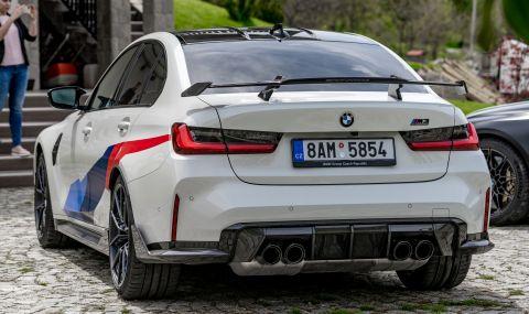Тествахме новото BMW M4 Competition - 13