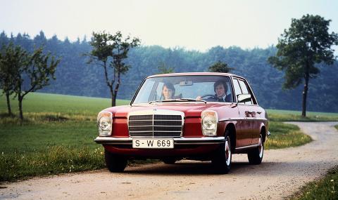 Градът с най-много фенове на стари Mercedes-и не е в Германия