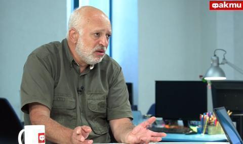 Велислав Минеков не подкрепя искането за лустрация, даде своя идея