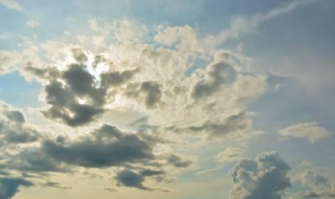 Облаците се разреждат