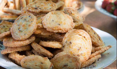 Рецепта на деня: Солени маслени бисквити - 1