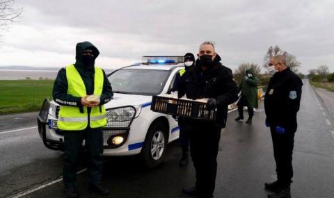 Депутат постъпи като доброволец в Бургас