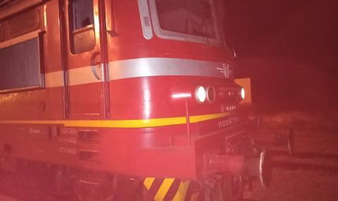 Прегазеният от влака край Карнобат е самоубиец