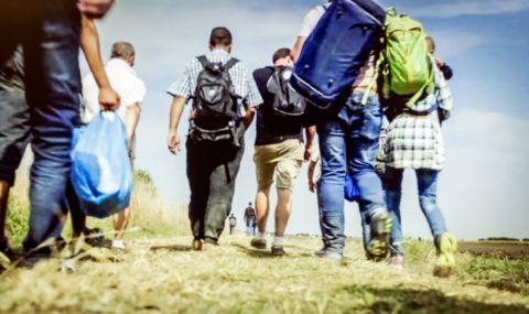 Заловиха 25 мигранти край Созопол