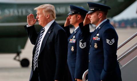 Тръмп е изправен пред преврат