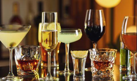 Посочиха кое е допустимото количество алкохол и кой изобщо не трябва да близва - 1