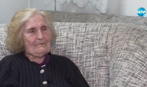 99-годишна българка пребори COVID-19