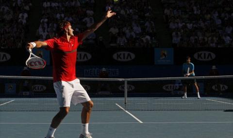Федерер победи в своя мач номер 1000 - 1