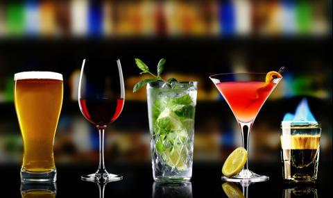 Кой алкохол сваля кръвното и кой го вдига