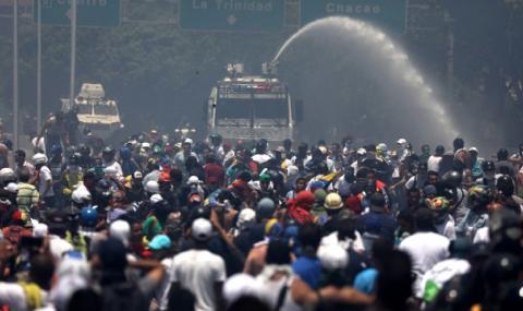 Донори събраха над 3 млрд. долара за венецуелски бежанци