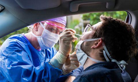 Откриха нов вариант на коронавируса при пътник от Танзания