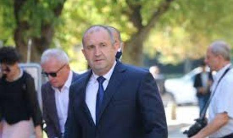 БСП-Пловдив издигна кандидатурата на Радев за втори президентски мандат