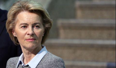 Изборните резултати в Германия могат да застрашат Урсула фон дер Лайен - 1