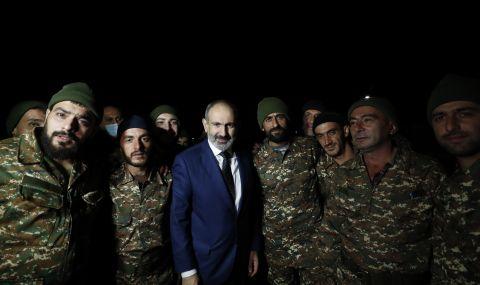 """""""Военен преврат"""" в Армения. Премиерът каза, че положението е напрегнато"""