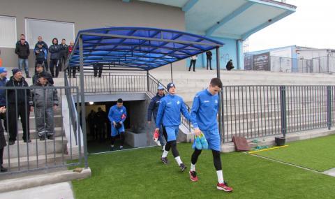Треньорът на Дунав: С краката и ръцете съм на земята