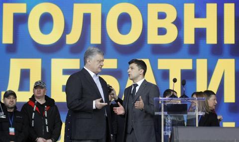 Предупреждение! Украйна може да изчезне
