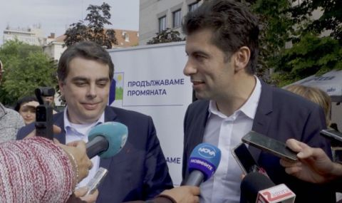 """От """"Продължаваме промяната"""" обявиха 5 условия за предизборно споразумение - 1"""