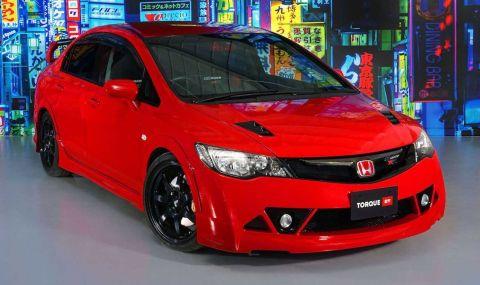 Тази Honda Civic Type R се продава за над 200 хиляди лева - 1