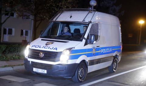 Трима съдии задържани в Хърватия