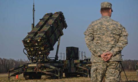 """САЩ изтеглят батареи """"Пейтриът"""" от ключови страни"""