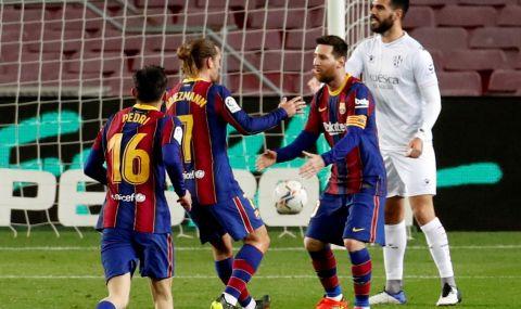 Барселона с любопитно предложение към Атлетико Мадрид за размяна
