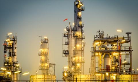 Огромни залежи от природен газ в ОАЕ
