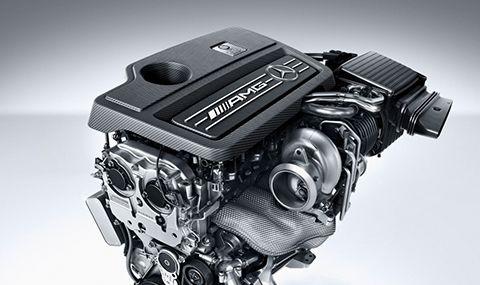 Четирицилиндров мотор в следващото C63 AMG!